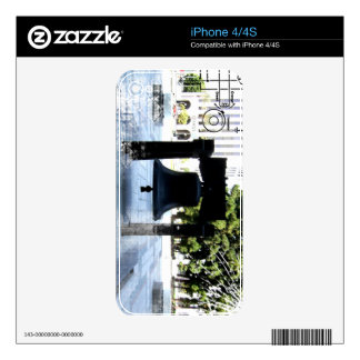 Bell Decal For iPhone 4S