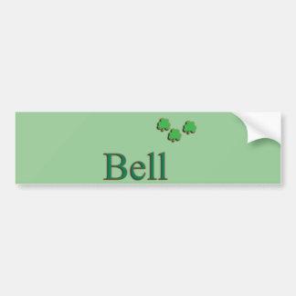 Bell Family Bumper Sticker