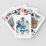 Bell Family Crest Bicycle Card Deck