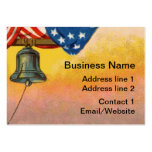 Bell & Flag Business Card
