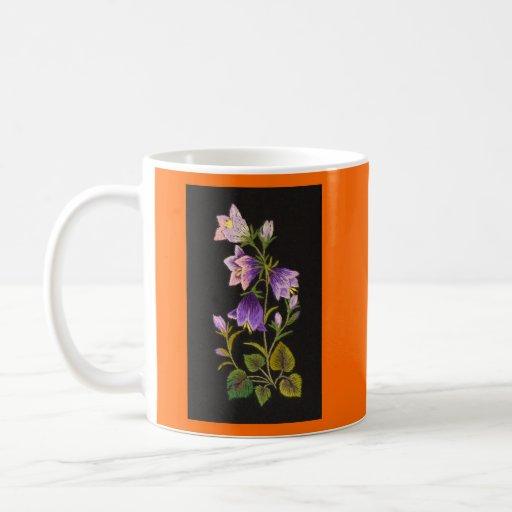 Bell Flower Coffee Mug
