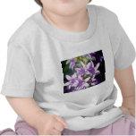 Bell flower flowers tshirt