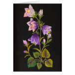 Bell Flower Greeting Card