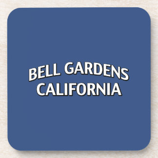 Bell Gardens California Beverage Coaster