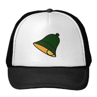 Bell Green Dk Red Left 45 deg The MUSEUM Zazzle Gi Trucker Hat