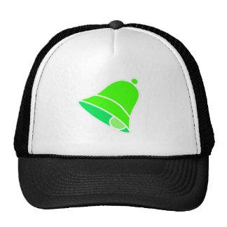 Bell Green Lt Left Inv 45 deg The MUSEUM Zazzle Gi Trucker Hat