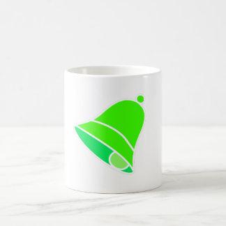 Bell Green Lt Left Inv 45 deg The MUSEUM Zazzle Gi Classic White Coffee Mug