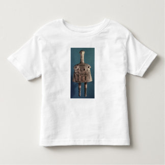 Bell idol, from Thebes, Boeotia, c.700 BC Toddler T-shirt