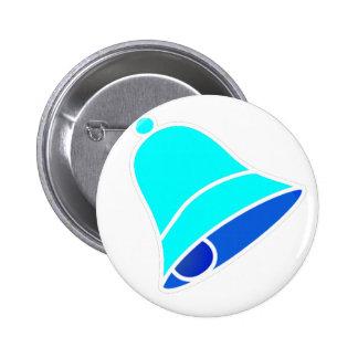 Bell Inv ciánico 45 grados los regalos de Zazzle d Pin