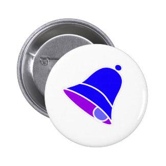 Bell Inv izquierdo azul 45 grados los regalos de Z Pins