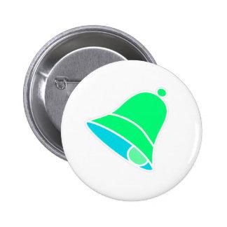 Bell Inv izquierdo verde 45 grados los regalos de  Pins