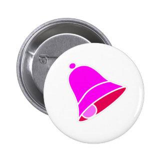 Bell Inv rosado 45 grados los regalos de Zazzle de Pin