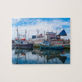 Bell Island Ferry Jigsaw Puzzle