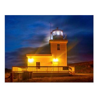 Bell Island Lighthouse Postcard
