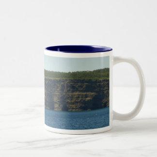 Bell Island Sea Caves Mug