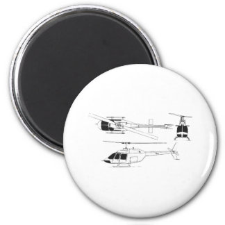 Bell Jet Ranger / TH- Magnet