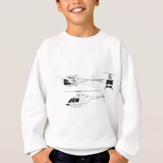 Bell Jet Ranger / TH- Sweatshirt