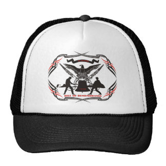 BELL OF REMEMBRANCE TRUCKER HAT