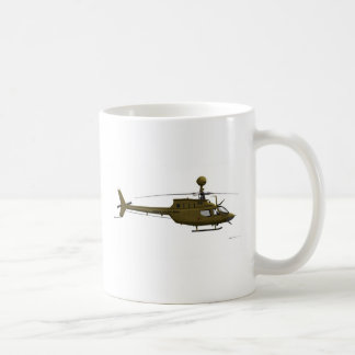 Bell OH-58 Kiowa Warrior Coffee Mug