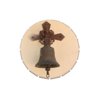 Bell oxidada latas de caramelos