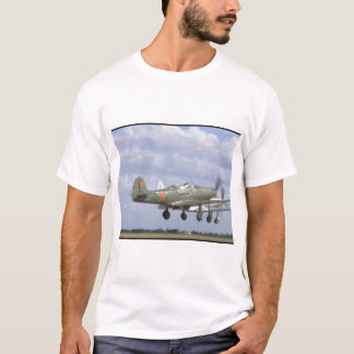 Bell P39 Airacobra, P63 King Cobra_WWII Planes T-Shirt