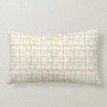 Bell Pattern Design Pillow