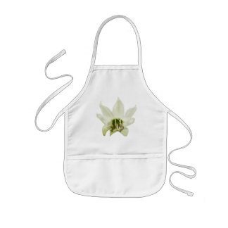 Bell Pepper flower ~ baby bib Kids' Apron