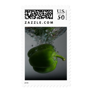 Bell Pepper in Water Postage