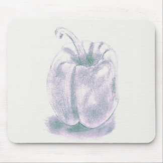 Bell Pepper Mouse Pads