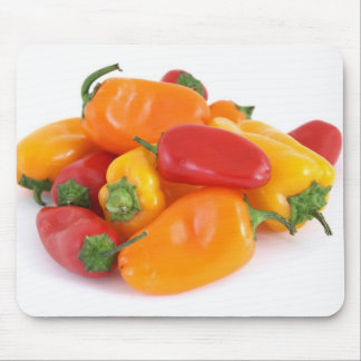 Bell Pepper Party Mouse Pad
