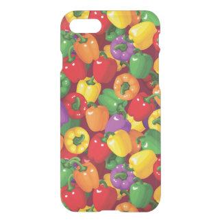 Bell Pepper Pattern iPhone 7 Case