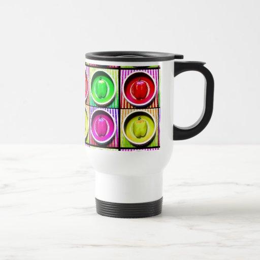 Bell Pepper Rainbow Mug