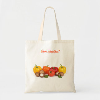 bell peppers and vegetables bag