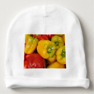 Bell Peppers Baby Beanie