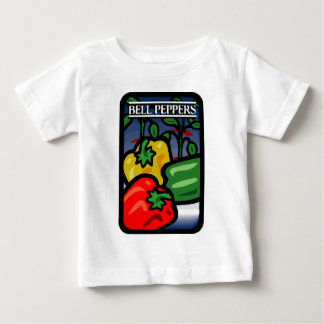 Bell Peppers Baby T-Shirt