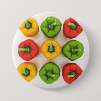 Bell Peppers Button