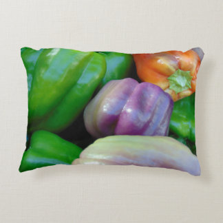 Bell Peppers Decorative Pillow