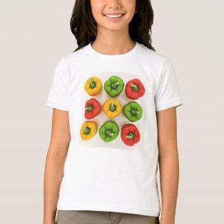 Bell Peppers Girls T-Shirt