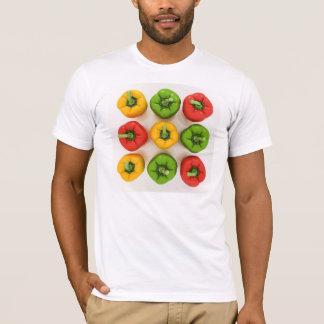 Bell Peppers Mens T-Shirt