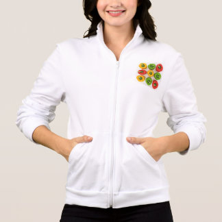 Bell Peppers Womens Jacket