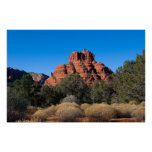 Bell Rock in Sedona 2020 Poster