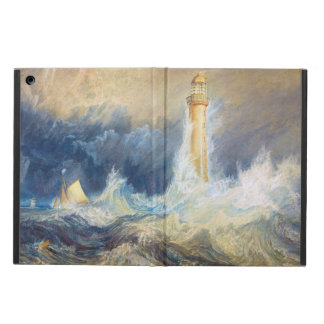Bell Rock Lighthouse Joseph Mallord William Turner Cover For iPad Air