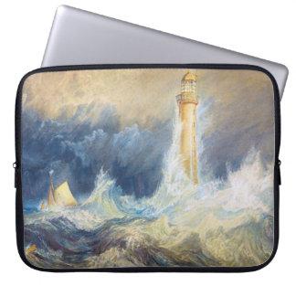 Bell Rock Lighthouse Joseph Mallord William Turner Laptop Sleeve