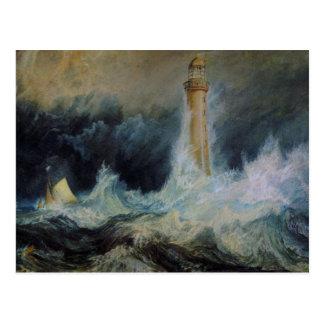 Bell Rock Lighthouse Postcard