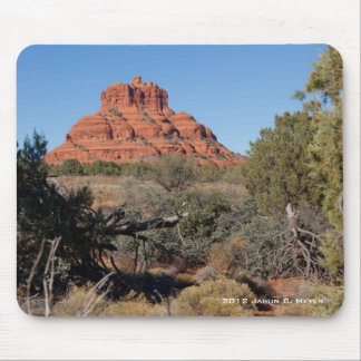 Bell Rock Mouse Pad