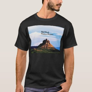 Bell Rock Sedona Arizona T-Shirt