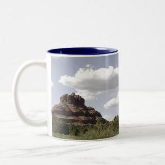 Bell Rock Sedona, AZ Two-Tone Coffee Mug