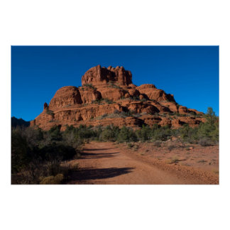 Bell Rock Trail 2065 Poster