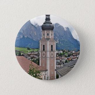 Bell tower Castelrotto Button