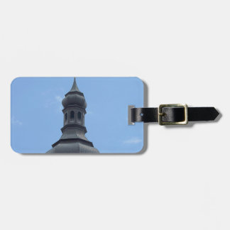 Bell tower Castelrotto Bag Tags
